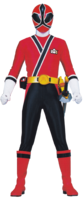 Redsamurairanger
