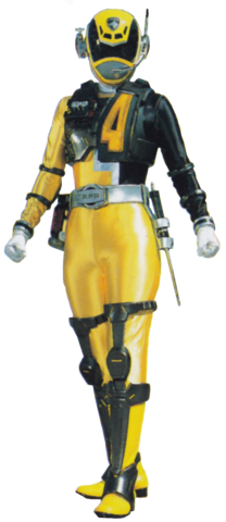 File:S.P.D. Yellow Ranger S.W.A.T. mode.png