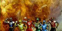 Ninja Storm Rangers