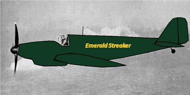 Emerald Streaker