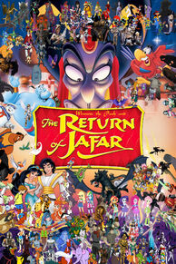 Winnie the Pooh and The Return of Jafar poster (reboot)