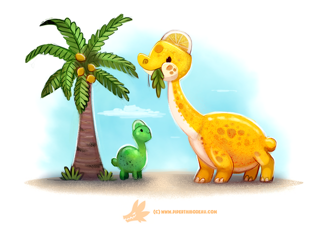 File:Daily paint 1283 sourapod by cryptid creations-da3zsq3.png