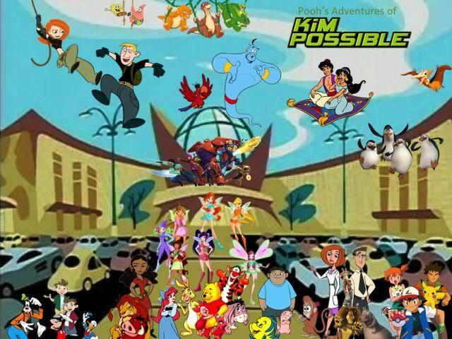 File:Pooh's Adventures of Kim Possible Season 1 Poster (Charmix (Nickelodeon)).jpg