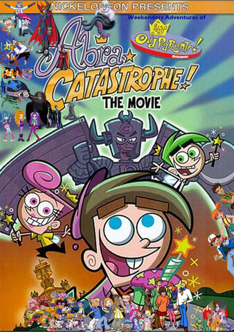 File:Weekenders Adventures of The Fairly OddParents Abra-Catastrophe The Movie.jpg