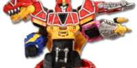 Dino Charge Dinozords