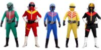 The Legendary Past Power Rangers
