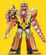 Thundersaurus Megazord Ankylo Drill