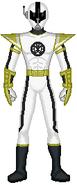 17. Platinum Data Squad Ranger