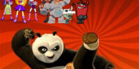 Weekenders Adventures of Kung Fu Panda