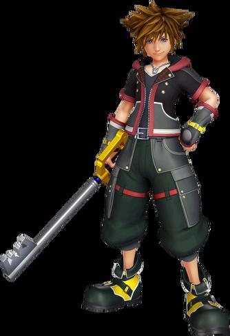 File:Sora (New Clothes) KHIII.png