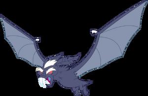 Vampire Fruit Bat