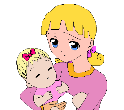 File:Teen Darla and Baby Eloise by pc pixels.png