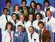 The Cast of St