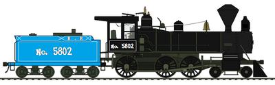 Locomotive 5802