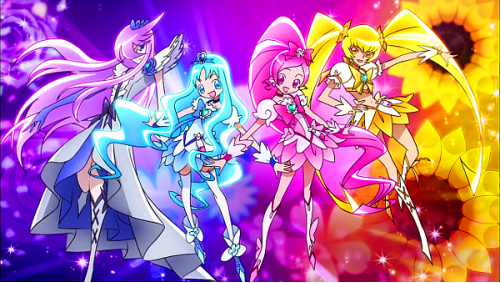 File:The Heartcatch Team.png