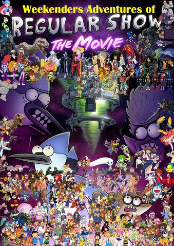 File:Weekenders Adventures of Regular Show- The Movie (Remake).jpg