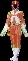 Lightspeed Red Ranger (Female)