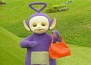 Tinky-Winky and Bag