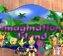 Team Robot's Adventures of Barney's Imagination Island