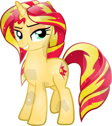 File:Crystal sunset shimmer by theshadowstone-d6cxi1s.png
