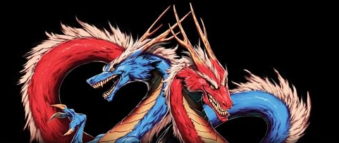 File:Dragon Brothers (Beast Modes).png