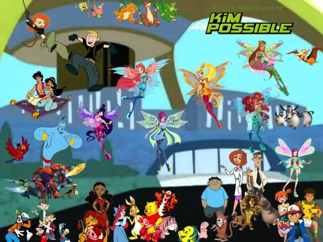 File:Pooh's Adventures of Kim Possible Season 3 Poster (Bloomix).jpg