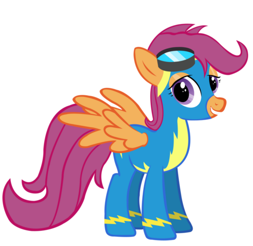 File:Scootaloo as a Wonderbolt.png