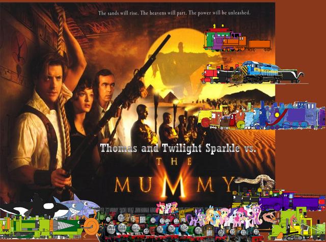 File:Thomas & Twilight Sparkle vs. The Mummy.png