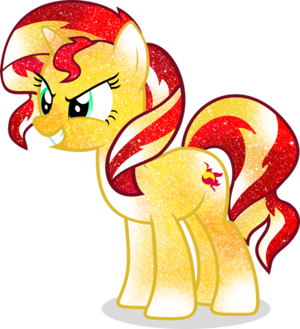 File:Galaxy sunset shimmer by digiking202-d7o8jx4.png