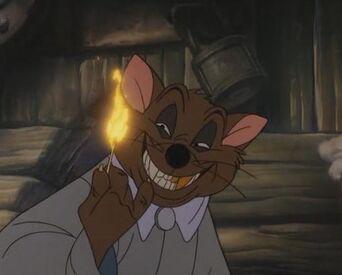 Warren T. Rat