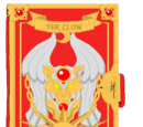 Clow Book and Clow Cards