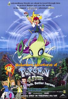 Weekenders Adventures of Pokémon 4Ever