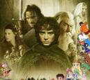 Weekenders Adventures of The Lord of the Rings: The Fellowship of the Ring