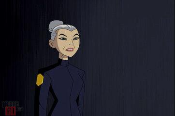 H.I.V.E. Headmistress