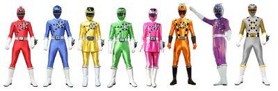 TQG Rangers