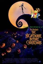 Pooh's Adventures of The Nightmare Before Christmas Poster
