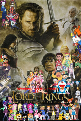 Weekenders Adventures of The Lord of the Rings- The Return of the King