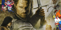Weekenders Adventures of The Lord of the Rings: The Return of the King