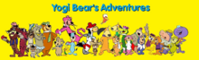Yogi Bear's Adventures logo 2