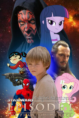 Twilight's Adventures of the Phantom Menace-1-1-