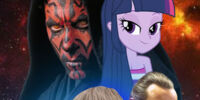 Twilight's Adventures of Star Wars: Episode I - The Phantom Menace