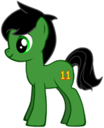 Oliver's Pony Form