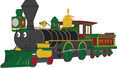 Puffy (logging Loco)