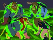 Ghostbusters HalloweenDoor 002 copy