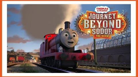 Journey Beyond Sodor Somebody Has To Be The Favorite!