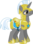 Royal unicorn guard by chainchomp2-d674jml