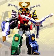 Octo Spear Megazord