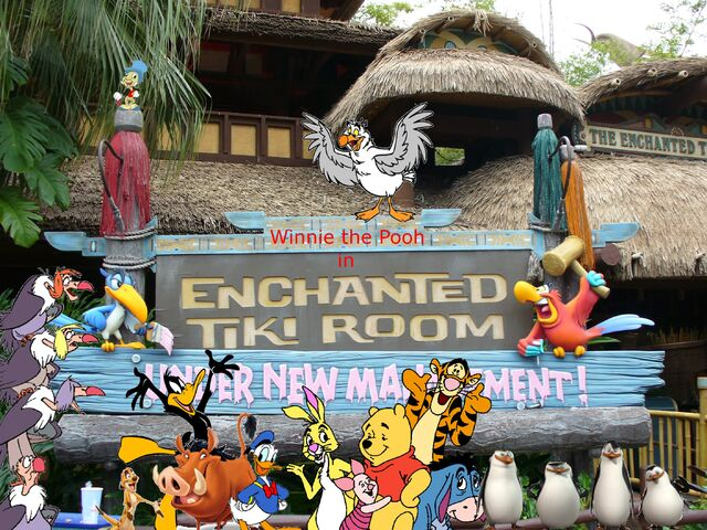 File:Winnie the Pooh in The Enchanted Tiki Room poster.jpg