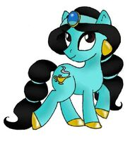 Jasmine's Pony Form