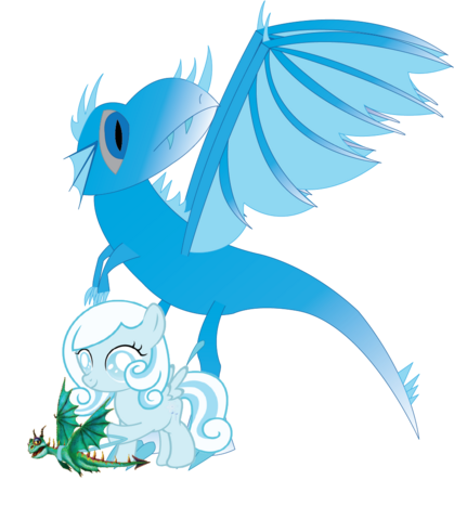 File:Snowdrop and her dragons.png
